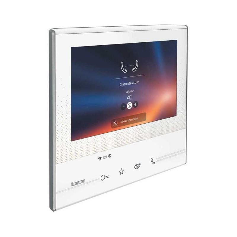 BTICINO KIT VIDEOCITOFONO MONOFAMILIARE CLASSE 300 X13E Wi
